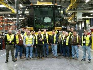 What's new at Claas? Our team got the scoop.