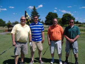 19th annual Golf Scholarship Tournament