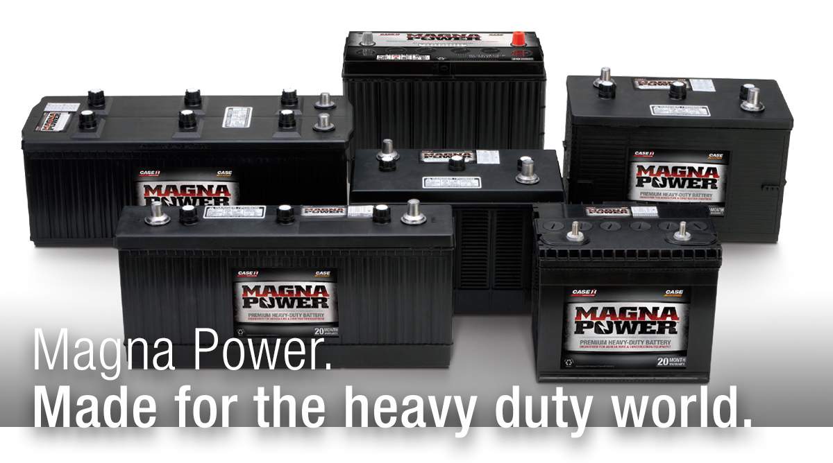 Magna Power Batteries
