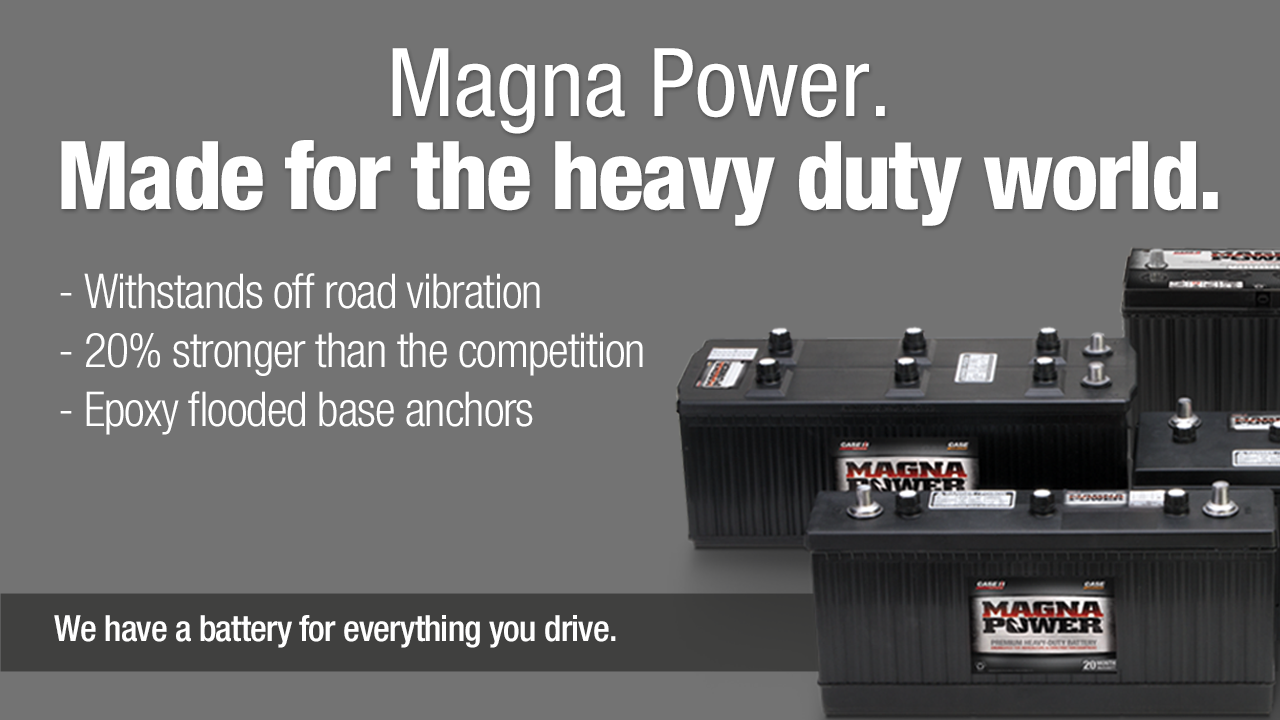 Magna Power Batteries