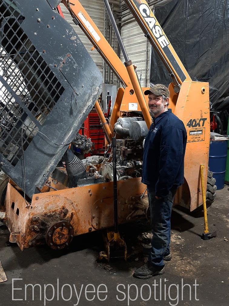 Employee Highlight: Brian Lockerby