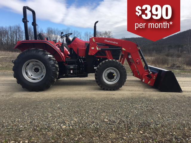 Mahindra 6075 Tractor