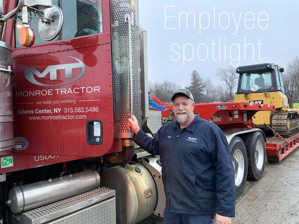 Employee Spotlight: Truck Driver